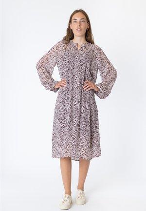 ELMA - Day dress - choco