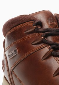 Timberland - EURO SPRINT HIKER - Lace-up ankle boots - saddle brown - 5