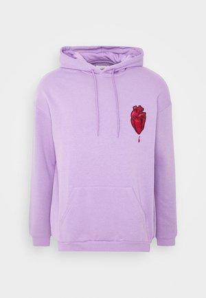 Hættetrøjer - lilac