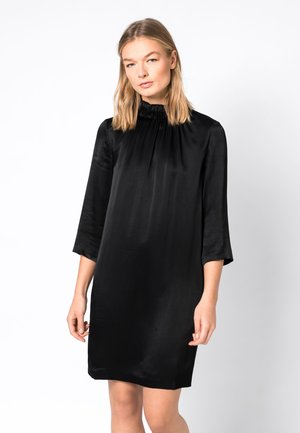 MIT STEHKRAGEN - Cocktail dress / Party dress - black