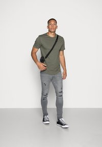 Only & Sons - ONSSPUN - Jeans Skinny Fit - grey denim - 1