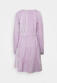 CECILIE copenhagen - MONICA - Day dress - sheer lilac - 1