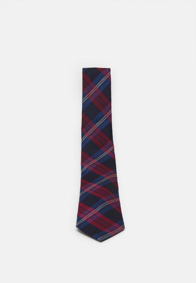 TIE - Krawatte - red