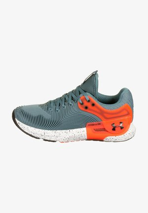 HOVR APEX  - Sports shoes - lichen blue / halo gray