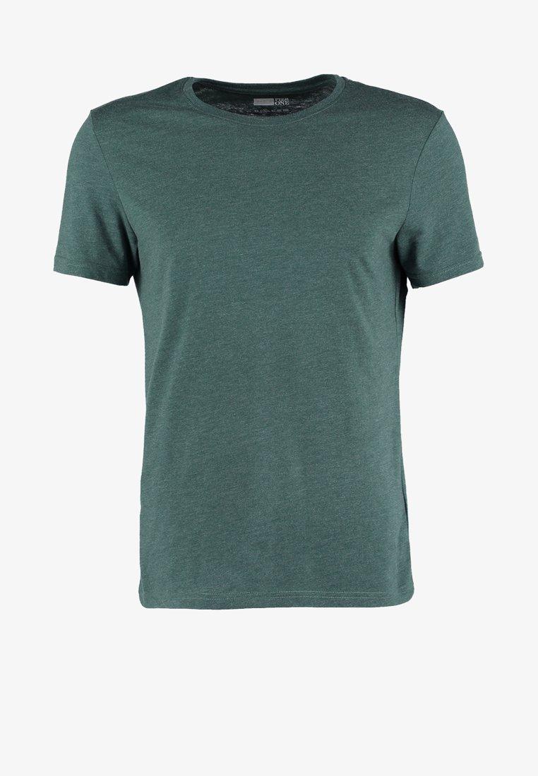 Pier One T-Shirt basic - dark blue/dunkelblau 3aSqI0