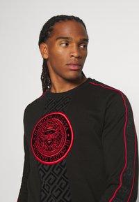 Glorious Gangsta - JAVAN CREW - Sweatshirts - black - 3