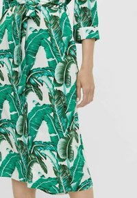 Object - Shirt dress - gardenia - 4