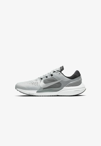 AIR ZOOM VOMERO 15 - Neutral running shoes - grey fog/mtlc silver-black-iron grey-particle grey