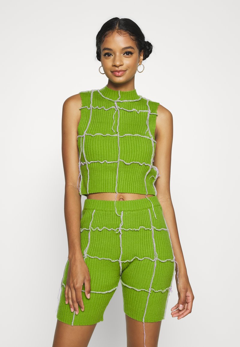 The Ragged Priest - LOVER - Top - green