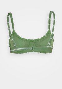 Roxy - Bikini top - vineyard green - 7