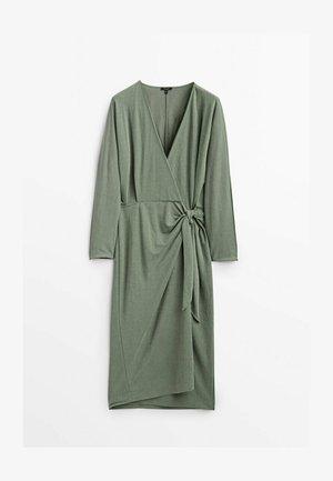 KURZES  - Maxi dress - evergreen