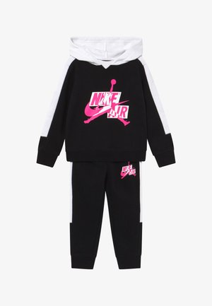 JUMPMAN CLASSICS SET - Survêtement - black/white/pink blast