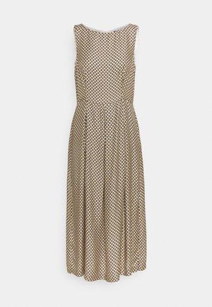 ONY - Denní šaty - beige print