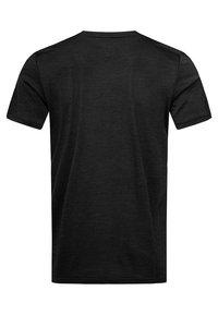 super.natural - CITY  - Basic T-shirt - black - 1
