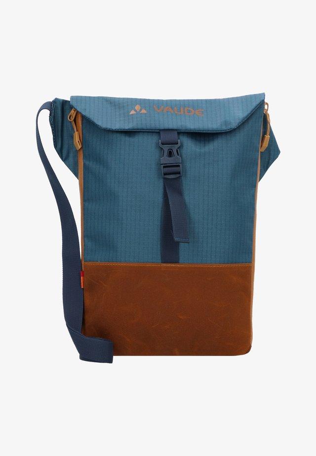 CITYACC  - Sac bandoulière - blue/brown