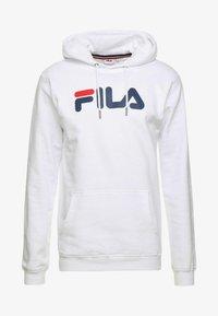 PURE HOODY - Felpa con cappuccio - bright white