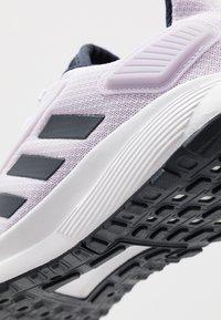adidas Performance - DURAMO 9 - Juoksukenkä/neutraalit - purple tint/legend ink/footwear white - 5