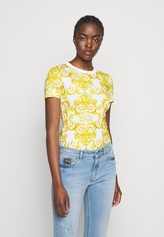 LADY - T-shirts print - optical white
