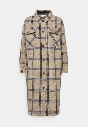 KASSIDY JACKET - Classic coat - sand melange