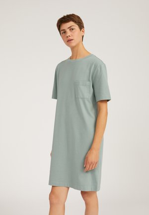 KLEAA - Jersey dress - eucalyptus green