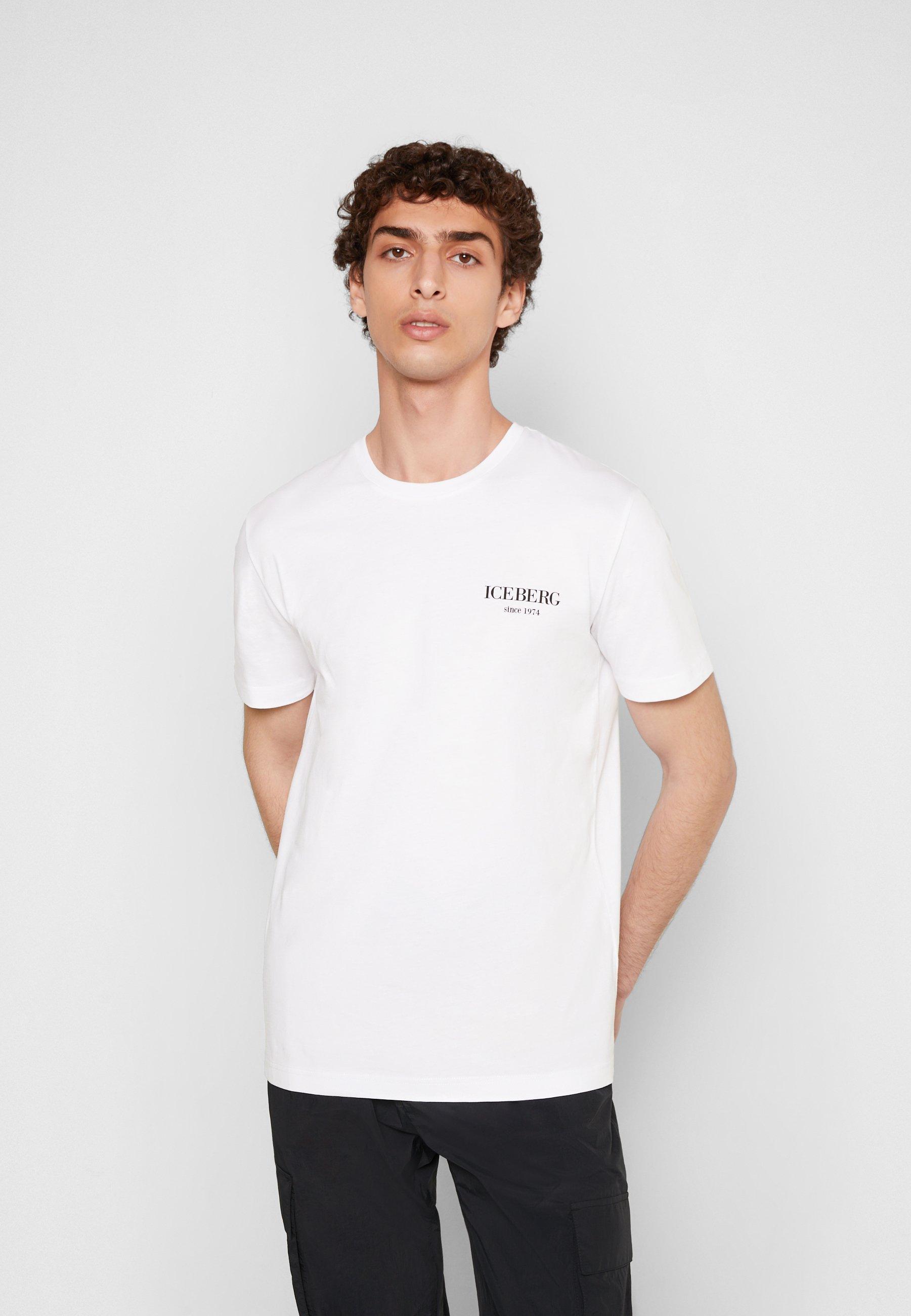 Men CARTOON OUTLINE - Print T-shirt
