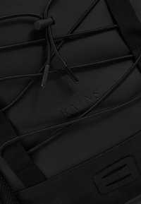 Rains - MOUNTAINEER BAG - Rygsække - black - 7