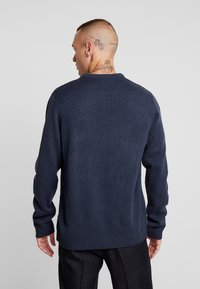 Only & Sons - ONSXMAS  - Strickpullover - blue nights - 2