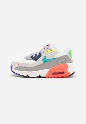 AIR MAX 90 EOI UNISEX - Trainers - pearl grey/sport turquoise/summit white/black