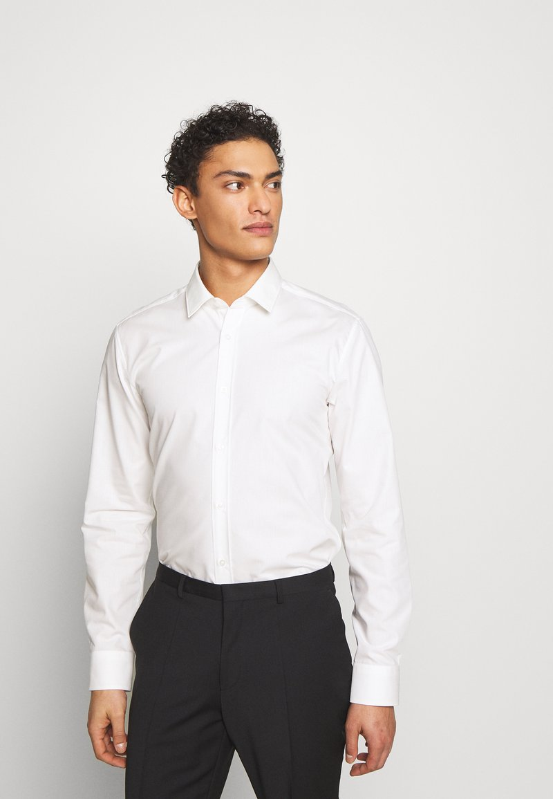 HUGO - ELISHA - Formal shirt - natural