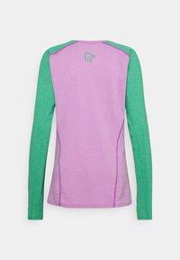 Norrøna - FJØRÅ EQUALISER LIGHTWEIGHT LONG SLEEVE - T-shirt à manches longues - violet tuille/arcadia - 1