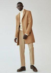 Mango - ARIZONA - Classic coat - mittelbraun - 1
