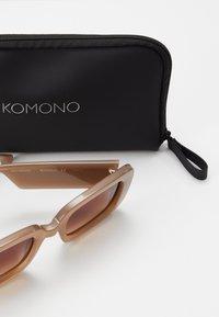 Komono - AVERY - Sunglasses - sahara - 1