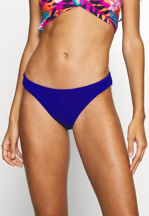 SUNNY STRUCTURE SWIM BOTTOM - Bikiniunderdel - bright blue