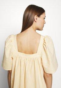 Stella Nova - BERA - Day dress - yellow/white - 4