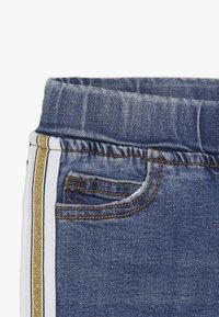 The New - MAZY GLEE PANTS - Slim fit jeans - blue denim - 3