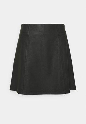 SLFIBI SKIRT  - A-line skirt - black
