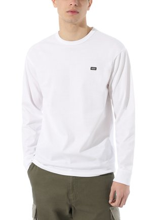 MN OFF THE WALL CLASSIC LS - Langærmede T-shirts - white