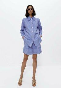 Uterqüe - Summer jacket - lilac - 1