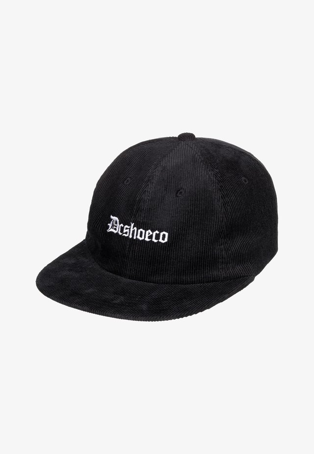 OLD SCHOOL - Casquette - black
