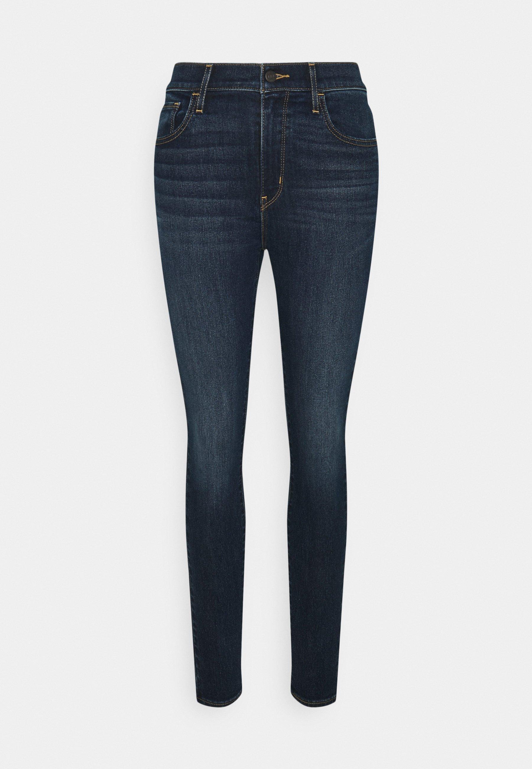 Damer 720 HIRISE SUPER SKINNY - Jeans Skinny Fit