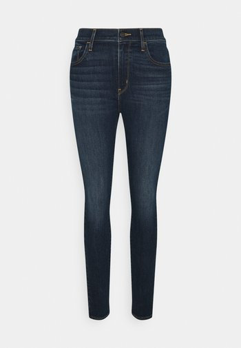 720 HIRISE SUPER SKINNY - Jeans Skinny Fit - clear night sky warm
