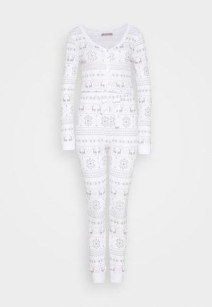 Pyžamo - white