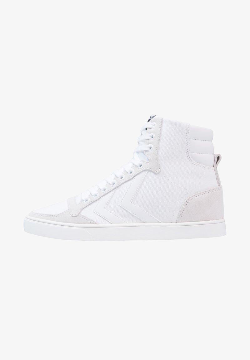 Hummel - SLIMMER STADIL TONAL  - Sneakers hoog - white