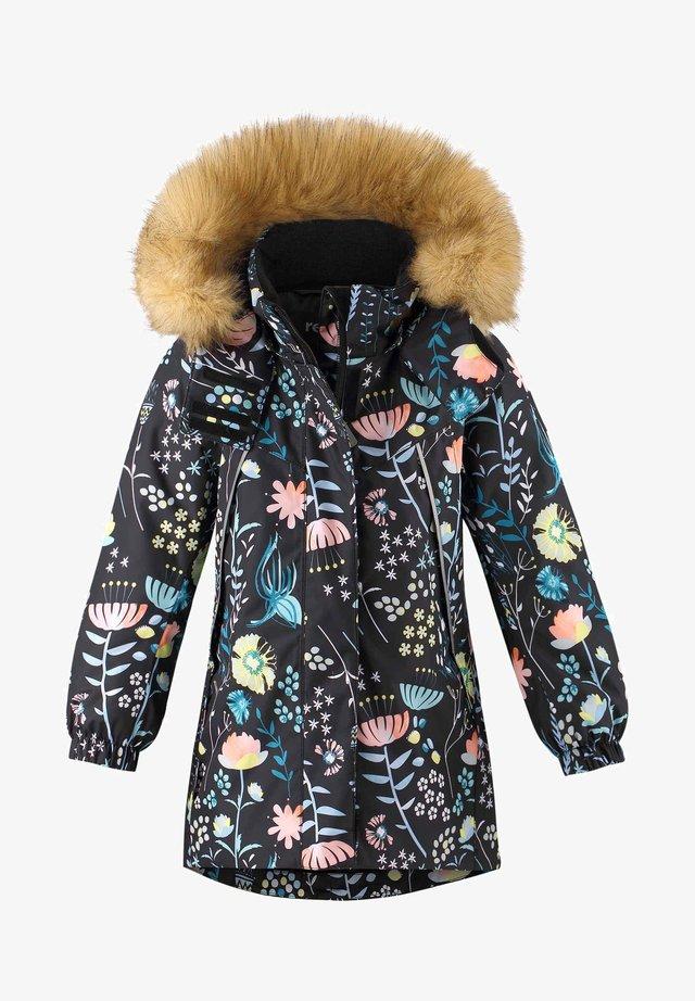 MUHVI  - Winter coat - schwarz