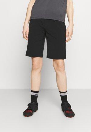NIVIA LADY - Sports shorts - black