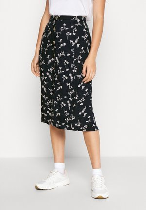 IHKAITLINN - A-line skirt - total eclipse