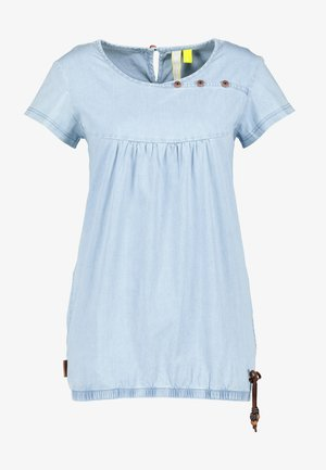 SUMMERAK  - Blouse - light denim