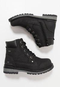 TOM TAILOR - Veterboots - black - 0