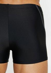 Arena - EVO - Swimming trunks - black/white - 1