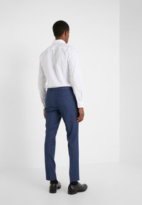 HUGO - HESTEN - Suit trousers - dark blue - 2